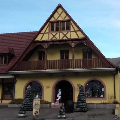 Vins d'Alsace Jean Dietrich - Kaysersberg vignoble